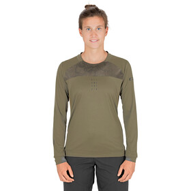 Cube AM Bike Jersey Longsleeve Women olive